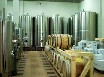 Vinařství Pivka v Negotinu