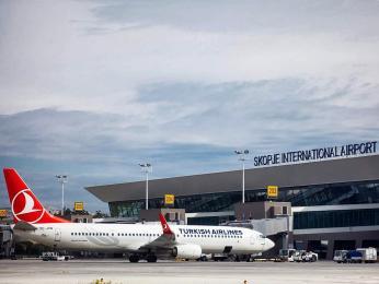 Mezinárodní letiště Skopje