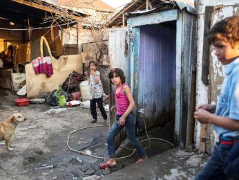 Makedonská Šutka je největší romská osada vEvropě
