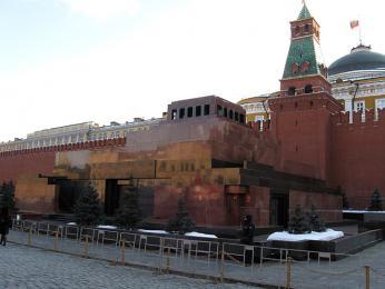 Mauzoleum V. I. Lenina