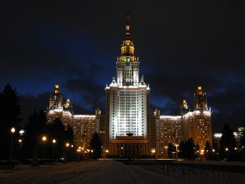 Moskevská státní univerzita