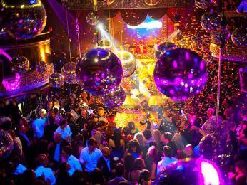 V moskevských klubech a barech se hodně dbá na styl