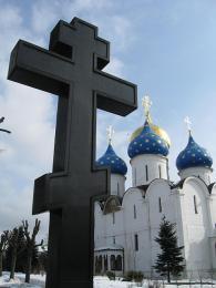 Sergiev Posad patří mezi UNESCO památky