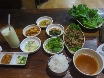 Jednou ze základních složek nepálské kuchyně je zelenina