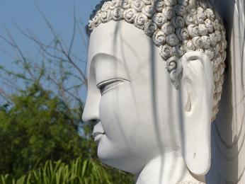 Lumbini je místo, kde se narodil Buddha