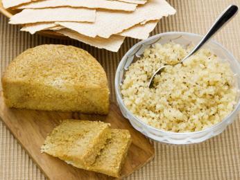 Měkký sýr Pultost skmínem vyráběný zkysaného mléka