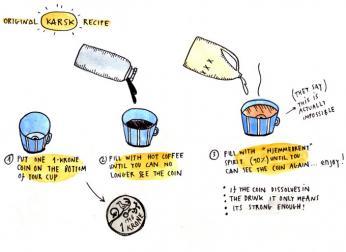 Recept na výrobu oblíbeného koktejlu karsk zkávy adomácí pálenky