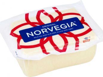 Velmi oblíbený sýr Norvegia najdete vkaždém obchodě