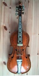 Hardingfele - Hardangerské housličky