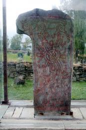 Runový kámen ve Vangu vyniká hlavně fantastickou ilustrací