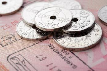 Norské mince