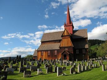 Sloupový kostel Ringebu