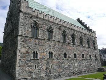 Bergenská hala krále Hákona