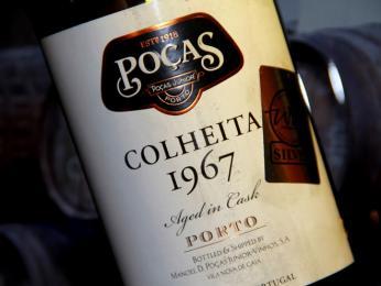 Nejkvalitnější je jednoročníkové víno Colheitas