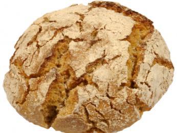 Tradiční kukuřičně-pšeničný chléb