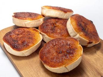 Vyhlášené tvarohové koláčky qeuijadas pochází z města Sintra