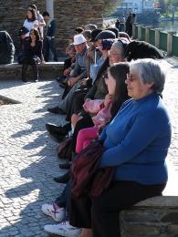 Portugalci rádi tráví čas společně se svou rodinou a přáteli při každé příležitosti