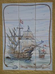 Portugalské galeony získaly pro svou zemi rozsáhlé bohatství