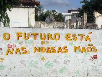Budoucnost máme ve svých rukách…