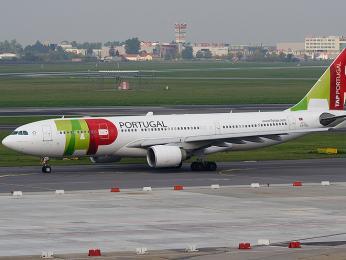 Do Portugalska vás dopraví třeba tento Airbus společnosti TAP