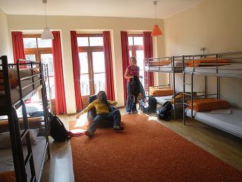 Porto má spoustu hezkých a cenově přijatelných hostelů