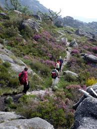 Příjemný treking vparku Peneda-Gerês