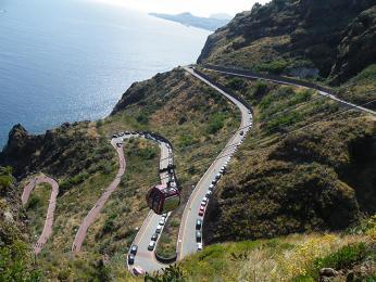 Řidiči si jízdu na Madeiře opravdu užijí