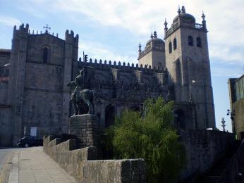 Portská katedrála zažila i tak významné události jako byly křtiny Jindřicha Mořeplavce