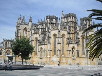 Neuvěřitelná zdobnost je hlavním rysem manuelského kláštera Batalha