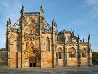 Klášter Batalha patří kportugalským architektonickým klenotům