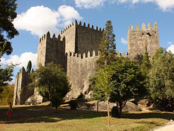 Ve městěGuimarães se narodil první portugalský král