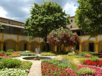 Nemocnice, kde pobýval Vincent van Gogh