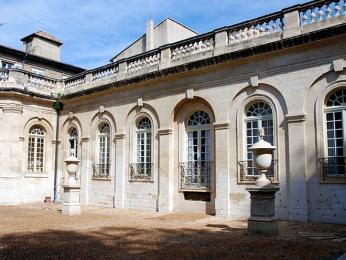Avignonské Musée Calvet se pyšní sbírkou obrazů provensálských mistrů