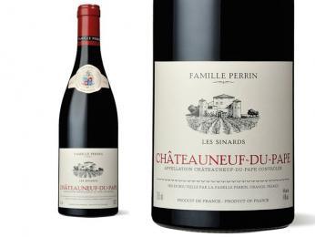 Víno Châteauneuf-du-Pape se pěstuje vokolí Avignonu