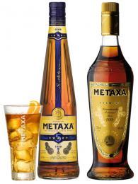 Kvalitu Metaxy udává počet hvězdiček