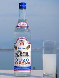 Anýzový likér Ouzo