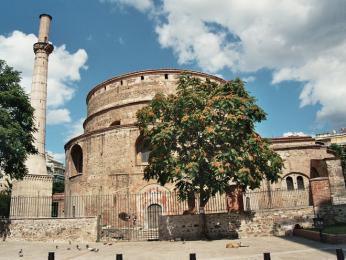 Soluňská rotunda Agios Georgios
