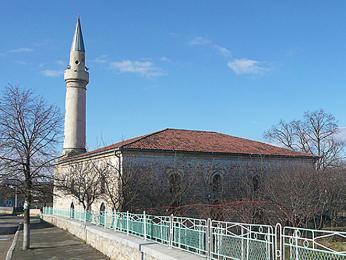 Mešita Gazi Aliho Paši vBabadagu