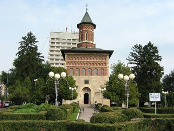Jasy byly dlouho hlavním městem Moldávie