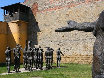 Muzeum vněkdejším komunistickém vězení vSighetu Marmaţiei