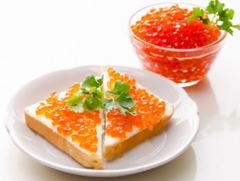 Toast skaviárem jedí Rusové poměrně běžně