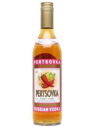 Atypickou příchutí vodky je například papriková