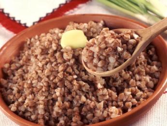 Pohanková kaše patří mezi základní potraviny ruské kuchyně