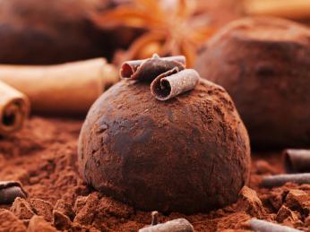 Savojsko má také své vyhlášené čokoládové lanýže