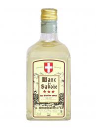 Vinný destilát Marc de Savoie připomíná italskou grappu