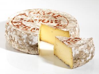 Sýr Tomme de Savoie má zpravidla nižší obsah tuku