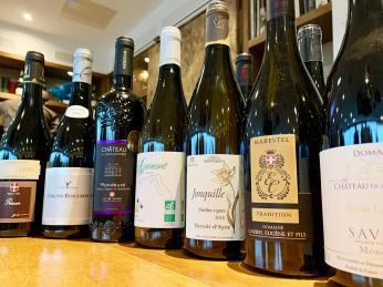 Savojská vína jsou určena primárně pro místní spotřebu