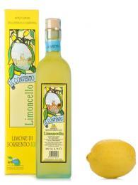 Limoncello je citrónový likér oblíbený jako digestiv