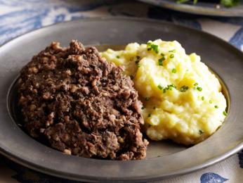 Národní jídlo haggis obsahuje různé ovčí vnitřnosti