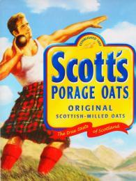 Ovesná kaše odkazuje na pravou chuť Skotska